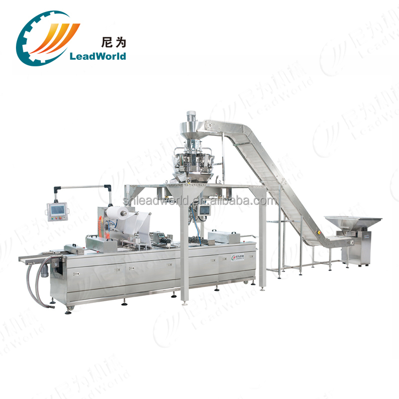 high efficiency and low price MAP packing machine