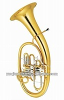 XFH015 Wagner horn, Gold French Horn, children tuba