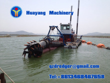 18 inch cutter suction dredger for naval port dredge