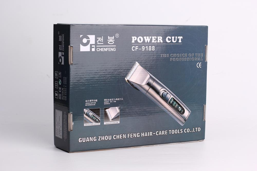 Professional barber shop clippers salon hair trimmer clipper automatic electric hair cutting machine