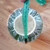 floral adhesive tape for flower decoration, green packing adhesive floral tape