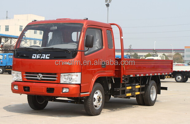 Hubei Dongfeng 3 ton truck for sale in fiji