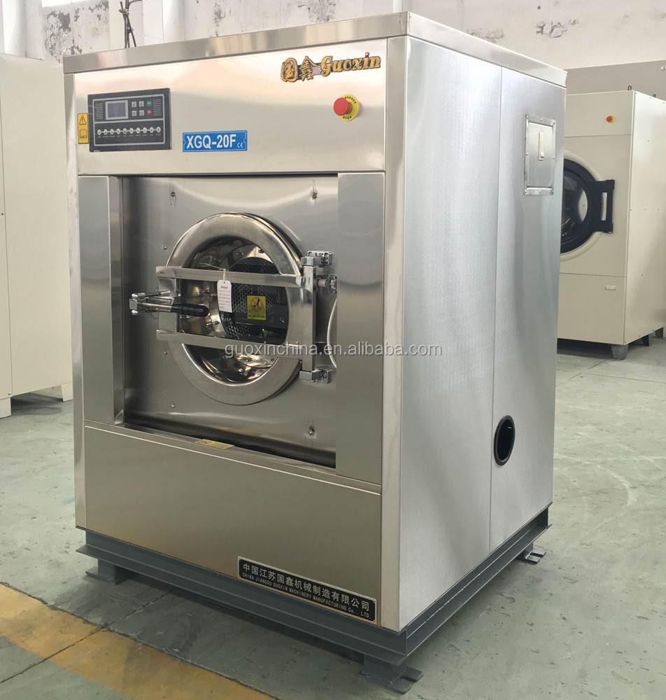 Commercial clothes washer,industrial clothes washer for wet washing