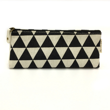 Unique Black and White Pencil Case for Men