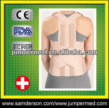 clavicle brace and posture support belt