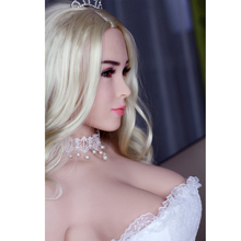 fat chest lovely girl sex doll 165CM TPE silicone sexy toys for men