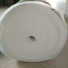 1mm thickness 200gsm soft white 100% polyester felt sheet /roll