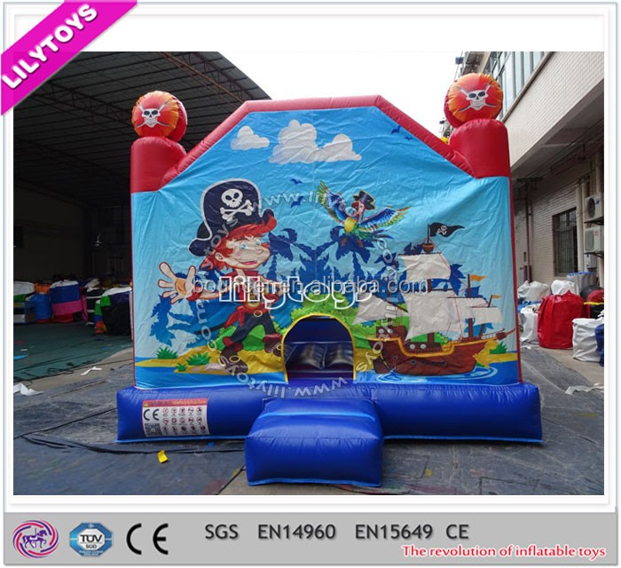 Lilytoys inflatable bouncer, inflatable bouncy castle, inflatbale bouncing house