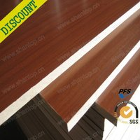 1220*2440mm(4*8ft) High quality MDF wood panel
