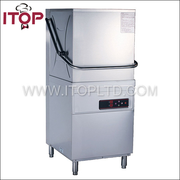 commercial dish machine