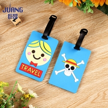Colorful Reusable Cheap Luggage Tag Custom