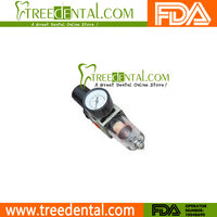 TR-05028 Regulator with Water Filter for Dental Air Compressor air regulator with water trap