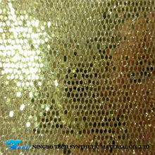 2016 raw material of matallic glitter fabric for shoes,bag,clothing