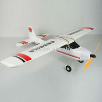 New arrival !! 4CH 3D Aerobatic RC Airplane Radio Remote Ccontrol Electric R/C Cessna Plane Toys Hobby Brush RTF 747-1
