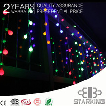 Outdoor Using Holiday Christmas LED Bulb Icicle Light decoration