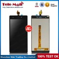 black/white lcd with touch for Wiko Pulp 4G