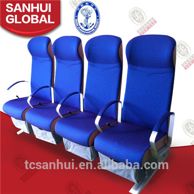 The latest design in China plastic fold down boat seat