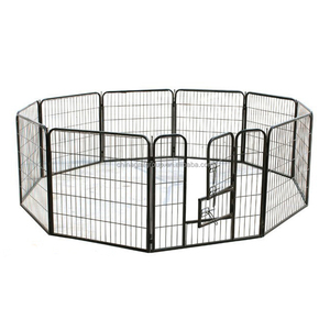 Outdoor Extra Large Cheap Collapsible Folding Metal Wire Puppy Exercise Pen