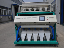 ISORTnewest high capacity raisin CCD color sorter with intelligent and multifunction