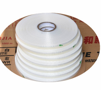 9mm Reseal Bag sealing tape for seal opp bags Best quality in China