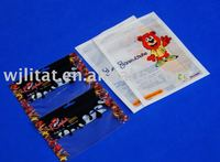 Laminated bag, chinese food bags,stand up pouch