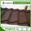 Baikal Colorful Stone Coated Metal Roof