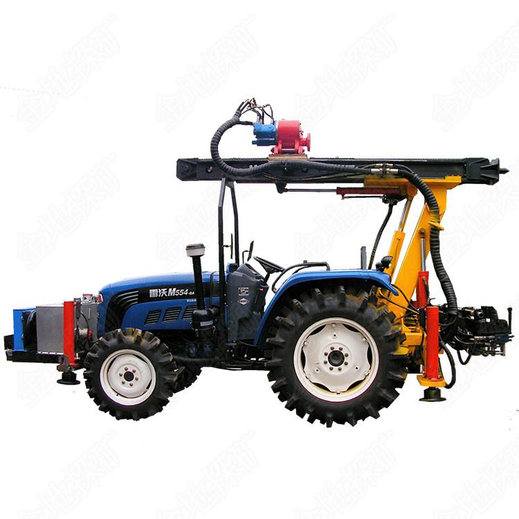 Widely used blasthole drilling machine