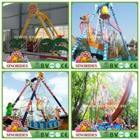 2015 The most popular theme park equipment small pirate ship for sale at factory price