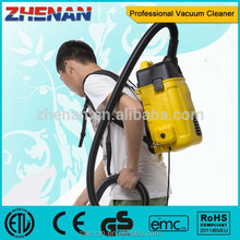 CE approved 12L battery powered backpack vacuum cleaner 1200w robotic industrial vacuum cleaner zn1301