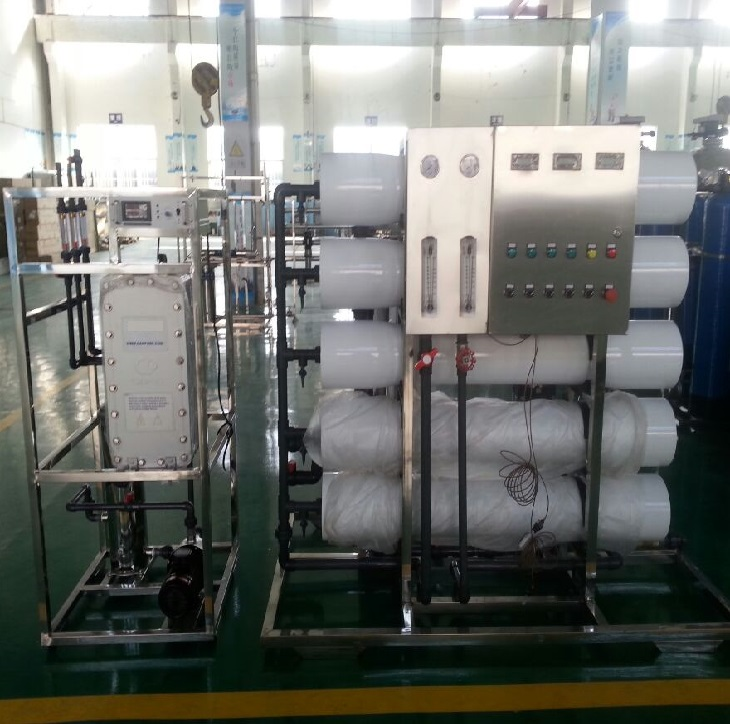 Semi-auotmatic Mineral Water Production Line /Water Processing Machine