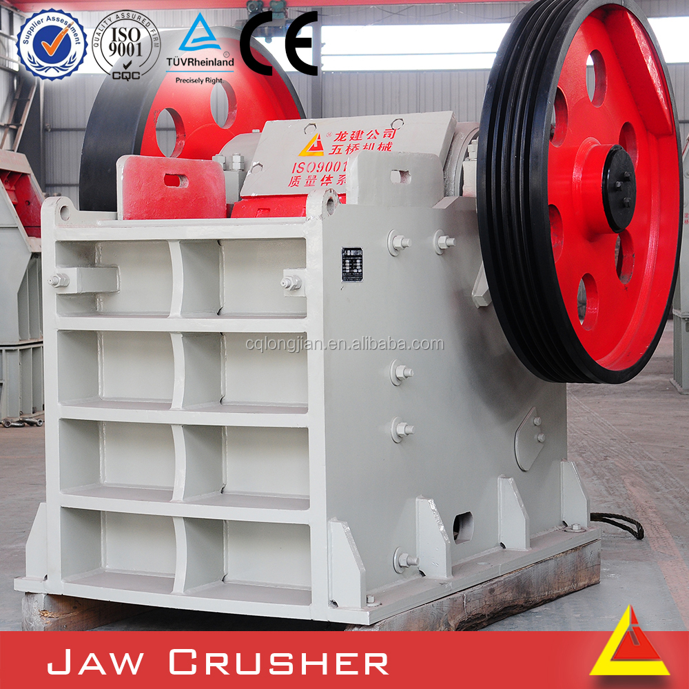 Mobile Spare Parts of Jaw Crusher Made in China Supplied all over World