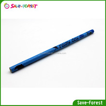 eco-friendly fashion fancy engraved mechanical pencil
