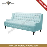 blue furniture stores living space sofa from Jennifer Taylor