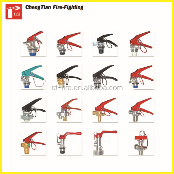 Dry Powder Fire Extinguisher Valve,Fire Extinguisher Spare Parts