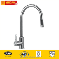 Designer kitchen faucets wall mount kitchen faucet with sprayer