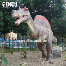 Theme Park Exhibition----Dinosaur with movements