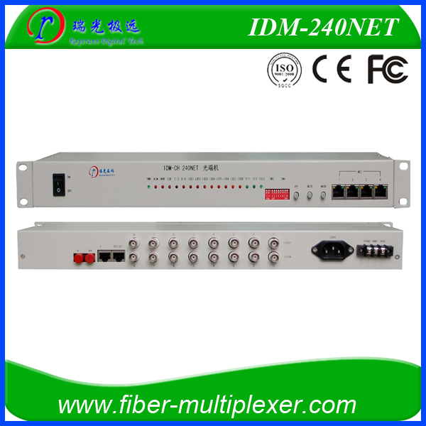 8 E1 PDH MUX,Fiber Optic Multiplexer,PDH FOM