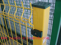 Welded Wire Fence Panels/Decorative Metal Fence panels