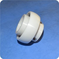full ceramic insert ball bearing UC205CE /ZrO2 full ceramic Spherical Insert ball bearing UC209