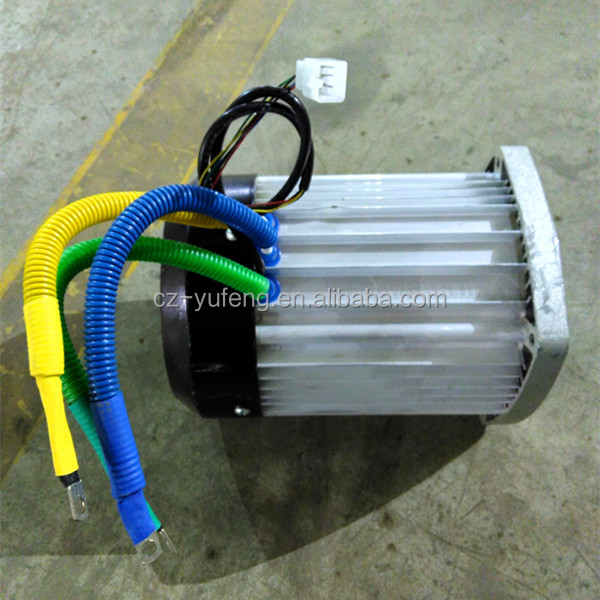 newest electric tricycle motor Yufeng 2016