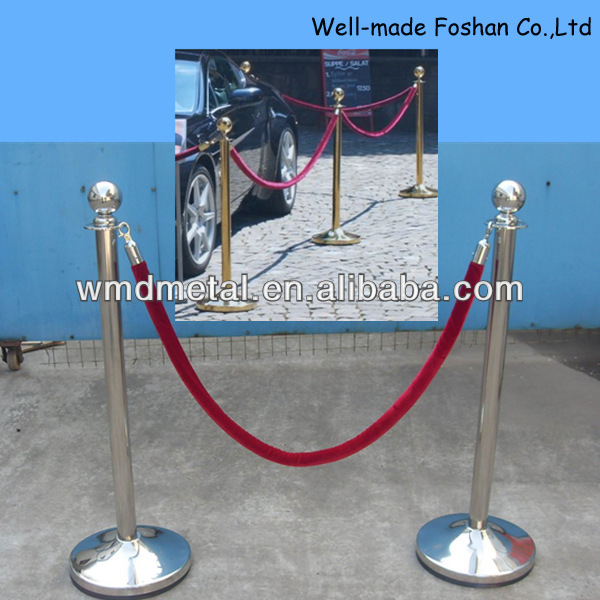 Stainless Steel Role Accessories Stand Art Exhibition Stand