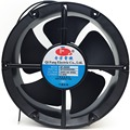 110v 220v 380v 200mm QF20060 350CFM large air flow ac axial flow fan