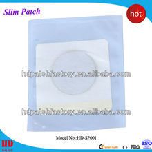Natural Beauty Body Slim Patch Herbal Weight Loss Patch
