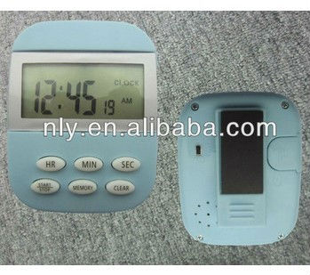 Promotion ABS Countdown Electronic Second Timer
