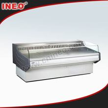 Fish display refrigerator/remote compressor refrigerator/open refrigerator
