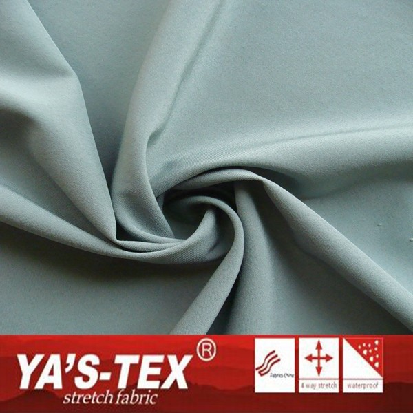 Eco-Friendly Woven Technic Bamboo Fiber Polyester Spandex Fabric For Shirt