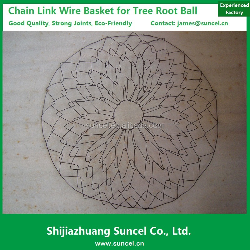 Suncel Tree Wire mesh Basket, Root ball netting