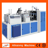 Cheap price high speed Soup , Fast Food , Lunch Box , Noodle Paper Bowl Making Machine