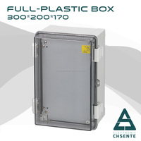 Top Supplier Power IP65 Board Distribution Plastic Electrical Panel Box