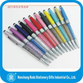 Hot new products for 2015 stylus pen novelty ballpoint pen
